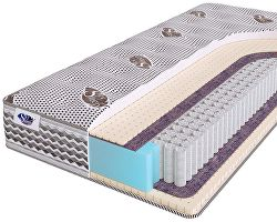 Купить матрас SkySleep Nature Pro Anatomic Soft S1000