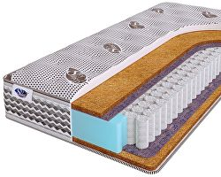 Купить матрас SkySleep Nature Pro Anatomic Hard S500